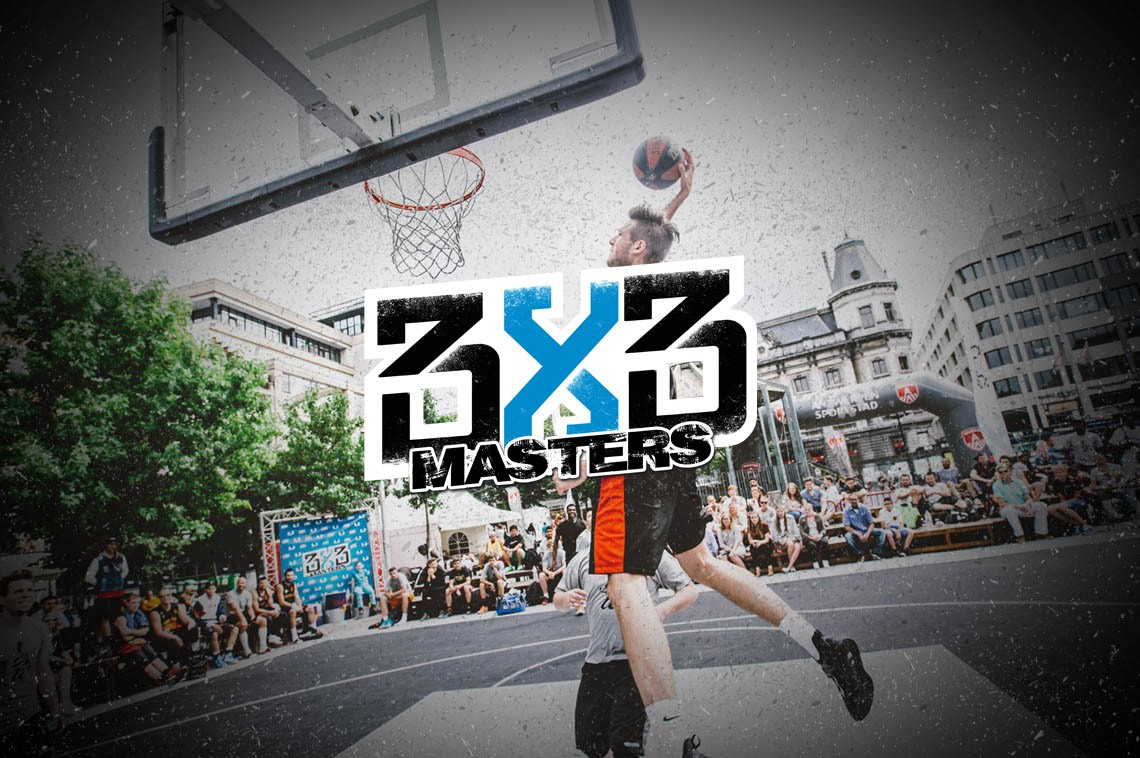 3X3 Masters Brussels